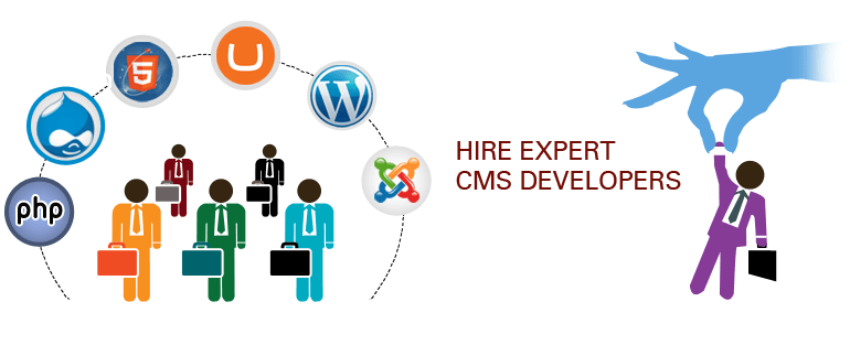 hire experience CMS Developers from India