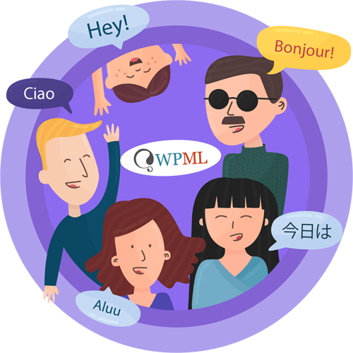 WPML WordPress Multi Lingual Plugin Support at Lathiya Solutions, Surat, India
