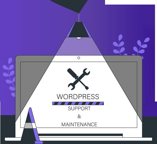 WordPress maintenance services expert from Surat, India